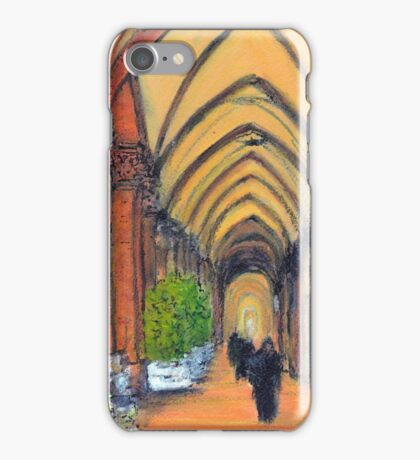 Bologna Portico iPhone Case/Skin