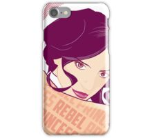 Just your type of princess iPhone Case/Skin