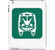 Cat Bus Sign iPad Case/Skin