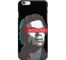 Dexter: MONSTER 3D  iPhone Case/Skin
