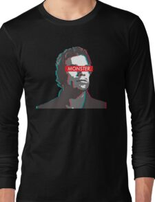 Dexter: MONSTER 3D  Long Sleeve T-Shirt