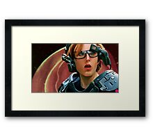 Scully II Framed Print