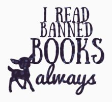I read banned books always One Piece - Long Sleeve