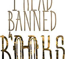 I read banned books by librarian-ish