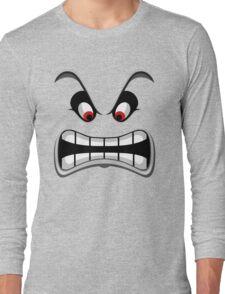 Thwomp face ! Long Sleeve T-Shirt