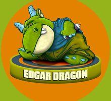 Edgar Dragon by nukem-empire