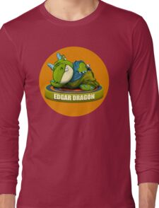 Edgar Dragon Long Sleeve T-Shirt