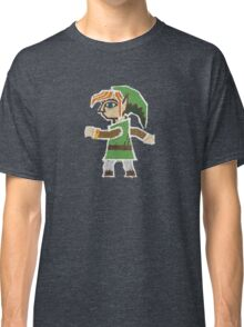 Link Between Two Worlds stuck on your shirt Classic T-Shirt