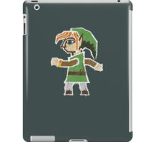 Link Between Two Worlds stuck on your shirt iPad Case/Skin