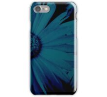 Blue, Blue Daisies iPhone Case/Skin