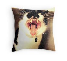 Love Beast Throw Pillow