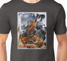 If you can't stand the heat get out of the kitchen - Original BIG Wall Modern Abstract Art Painting Unisex T-Shirt
