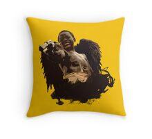 City of God - Ze Pequeno Throw Pillow