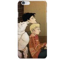 I'm bored - Sherlock  iPhone Case/Skin