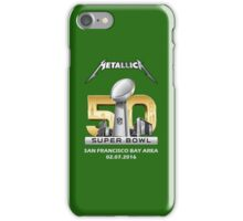 SUPER BOWL 50 iPhone Case/Skin