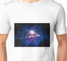 Blue Moon Universe Unisex T-Shirt