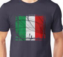 Italy Flag Unisex T-Shirt