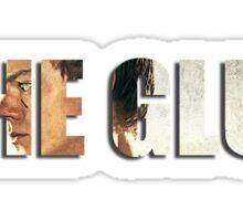 THE GLUE Sticker