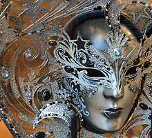Carnival in Venice by Arie Koene