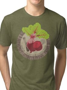 The Office: Schrute Farms Tri-blend T-Shirt