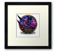 Fizz Void - League of Legends Framed Print