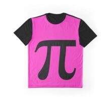 Pi (black) Graphic T-Shirt