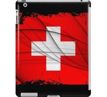 Switzerland Flag iPad Case/Skin