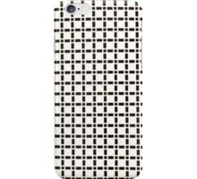 Victoria White Lazer Bag iPhone Case/Skin