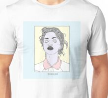 Borders Unisex T-Shirt