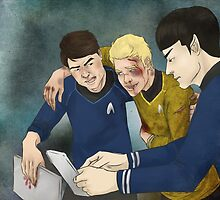 Dammit Spock by MaxIncredible