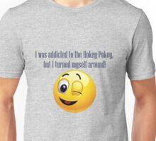 The hokey-pokey. Unisex T-Shirt