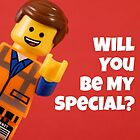 Will You Be My Special? by stephenstoys