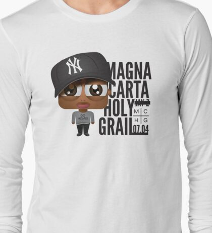 Jay Z MCHG Long Sleeve T-Shirt