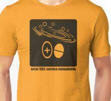 Error 503 Unisex T-Shirt