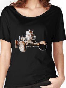Lunar Rover - The Moon Car! Women's Relaxed Fit T-Shirt