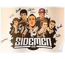 Sidemen Signature Print Poster