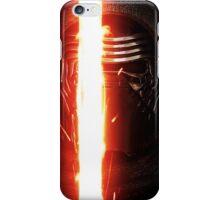 Kylo Ren Star Wars Force Awakens iPhone Case/Skin