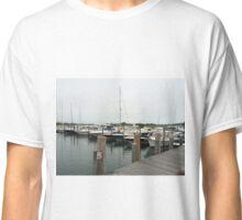 Boating in East Hampton, NY Classic T-Shirt