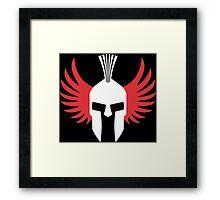 Lorenzo Spartan Framed Print