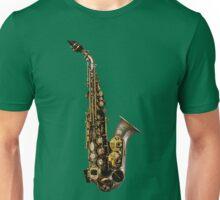 Saxophone Art 3 Unisex T-Shirt