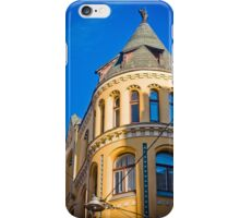 famous cat from Riga iPhone Case/Skin