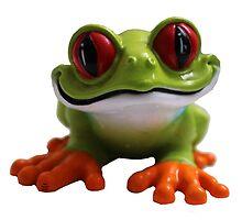 Cute Froggy 3 by Havocgirl