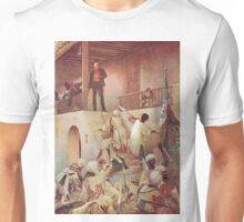 Death of general Gordon at Khartoum 1885 Unisex T-Shirt