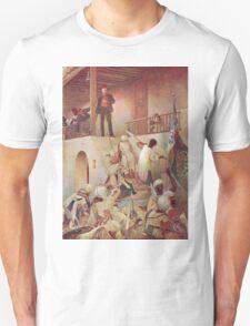 Death of general Gordon at Khartoum 1885 T-Shirt