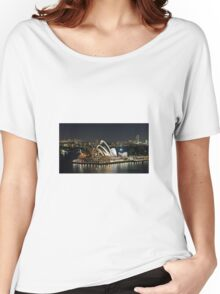 Sydney Women's Relaxed Fit T-Shirt