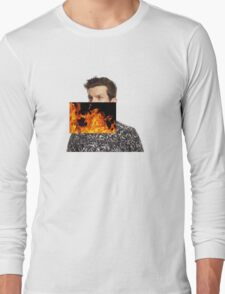 "Dillon Francis ""This Mixtape is Fire"" Cheap Long Sleeve T-Shirt"