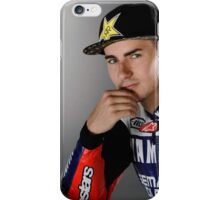 Jorge Lorenzo #2 iPhone Case/Skin
