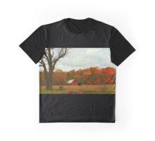 Autumn Colors Graphic T-Shirt