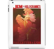 Glitter 'n Gold iPad Case/Skin