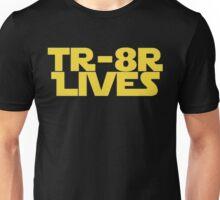 'TR-8R LIVES' Star Wars Meme Print Unisex T-Shirt